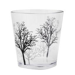 Coordinates® Timber Shadows 14-oz Acrylic Glass