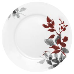 "Boutique™ Kyoto Leaves 10.75"" Plate"