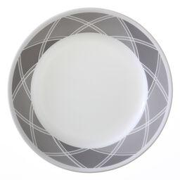 """Vive™ Savvy Shades Gray 8.5"""" Plate"""