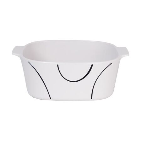 Stovetop™ Pyroceram® Simple Lines 5L Casserole