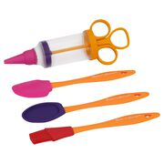 Essentials Kids 4-pc Baking Tool Set
