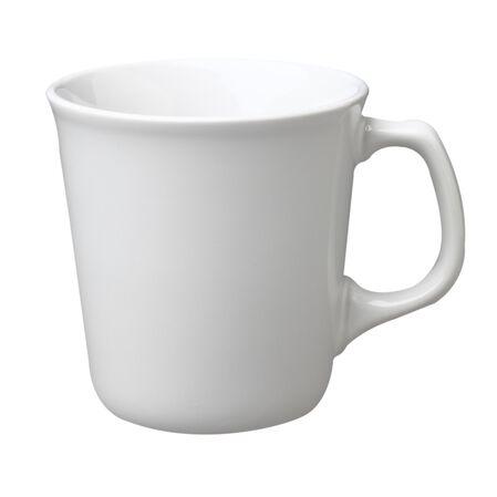 Livingware™ 9-oz Stoneware Mug, White
