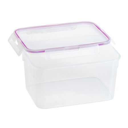 Airtight Food Storage 10.8 Cup Rectangular Container