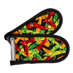 Chili Pepper Hot Handle Holders, 2-Pack