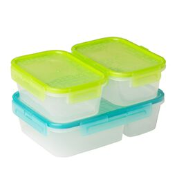 Airtight Rectangular Storage 6-pc Set