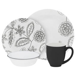 Vive™ Reminisce 16-pc Dinnerware Set
