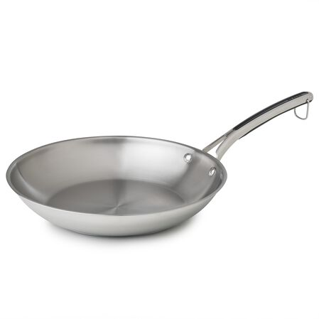 """Copper Confidence Core™ 12"""" Stainless Steel Frying Pan"""