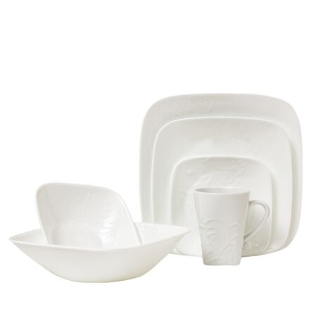 Boutique™ Cherish 42-pc Dinnerware Set
