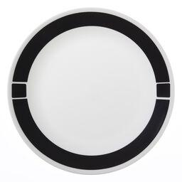 "Livingware™ Urban Black 10.25"" Plate"