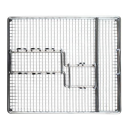 Conquest Sand 45-pc Flatware Set