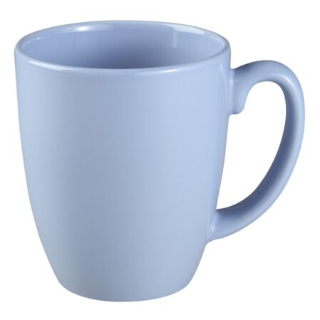 Livingware™ 11-oz Stoneware Mug, Light Blue