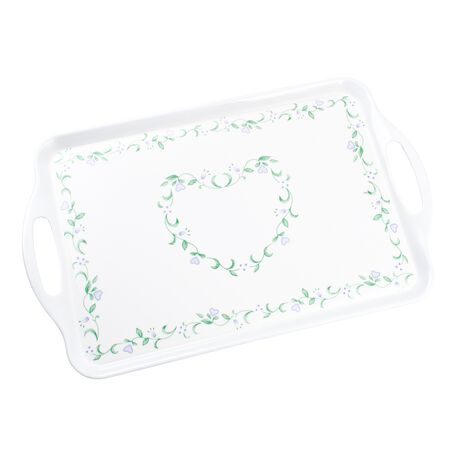 Coordinates® Country Cottage Melamine Serving Tray
