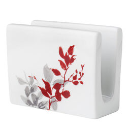 Napkin Holder Coordinates® w/ Corelle® Kyoto Leaves