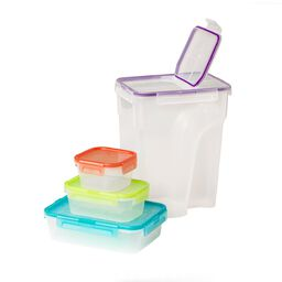 Airtight Food Storage 8-pc Set
