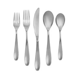 Coordinates® Ruby Mirror 45-pc Flatware Set By Cambridge®