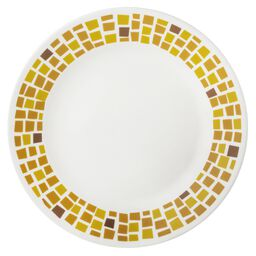 "Boutique™ Precious Colors 8.5"" Plate, Yellow Gold"