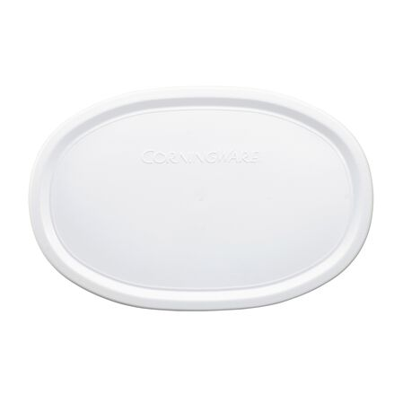 French White® 23-oz Oval Lid