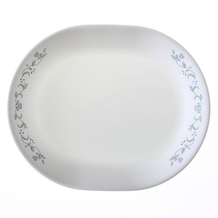 "Livingware™ Country Cottage 12.25"" Serving Platter"