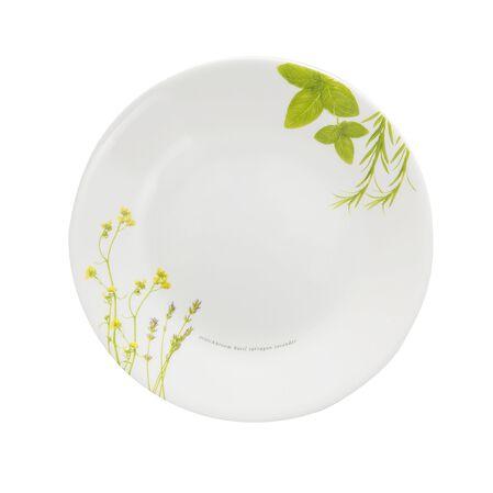 """Livingware™ European Herbs 6.75"""" Plate"""