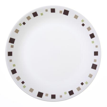 "Livingware™ Geometric 10.25"" Plate"