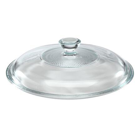 Glass 1.5-qt Casserole Lid