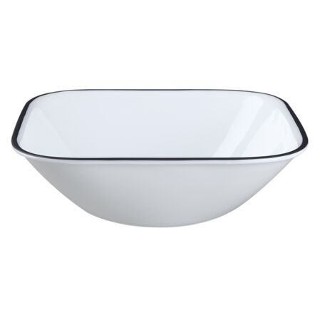 Square™ Mandarin Flower 22-oz Bowl