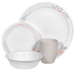 Livingware™ Apricot Grove 16-pc Dinnerware Set