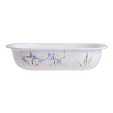 Light™ Shadow Iris 2-qt Oblong Casserole