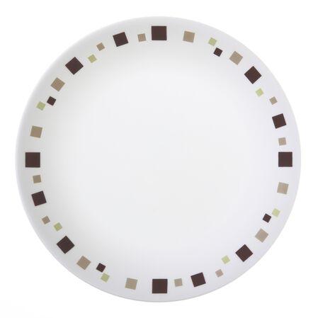 "Livingware™ Geometric 8.5"" Plate"