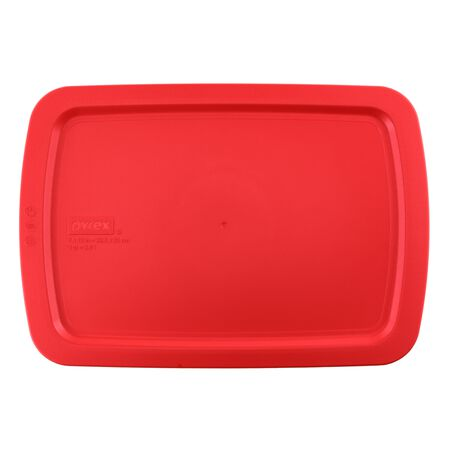 Easy Grab™ 3-qt Red Lid
