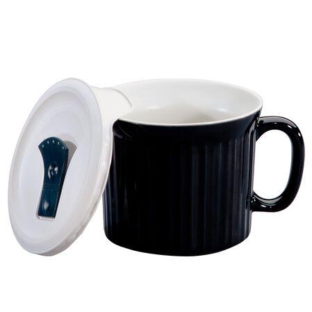 Colours® Pop-Ins® Licorice 20-oz Mug w/ Vented Lid
