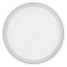 "Livingware™ Mystic Gray 10.25"" Plate"