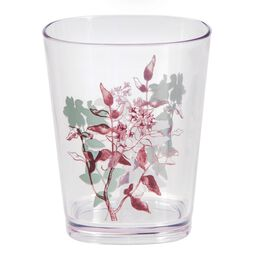 Coordinates® Twilight Grove 14-oz Acrylic Glass