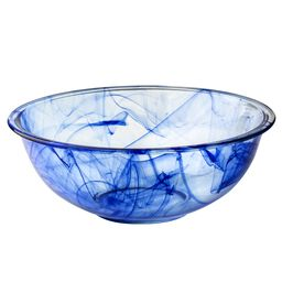 Watercolor Collection™ Blue 4-qt Mixing Bowl