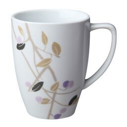 Square™ Midnight Garden 12-oz Porcelain Mug