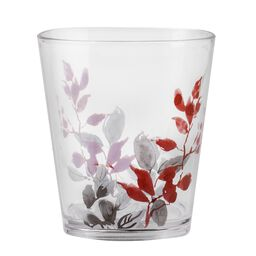 Coordinates® Kyoto Leaves 14-oz Acrylic Glass
