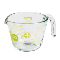1 Cup 100th Anniversary Measuring Cup, Green