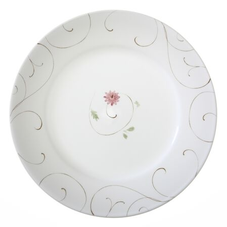 """Impressions™ Enchanted 10.75"""" Plate"""