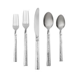 Coordinates® Harper Mirror 45-pc Flatware Set by Cambridge®