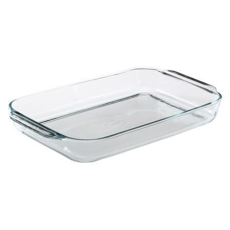 "Basics 4-qt (10"" x 15"") Oblong Baking Dish, #234"
