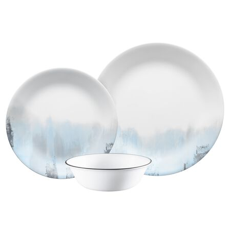 Boutique™ Tranquil Reflection 12-pc Dinnerware Set