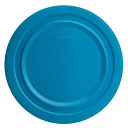 Plastic Lid 4.75-qt Round, Marine Blue