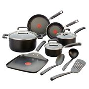 Signature Black 12-pc Cookware Set