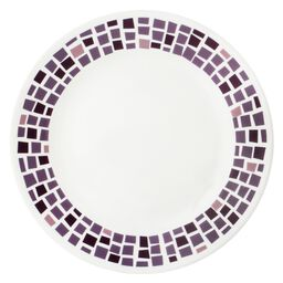 "Boutique™ Precious Colors 8.5"" Plate, Amethyst"