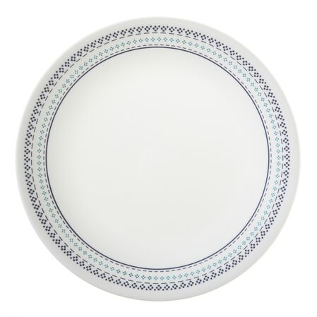Livingware™ Folk Stitch 16-pc Dinnerware Set