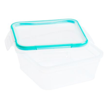 Total Solution™ Plastic Food Storage 5.35 Cup, Square