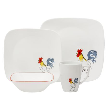Square™ Country Dawn 16-pc Dinnerware Set