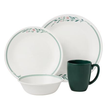 Livingware™ Rosemarie 16-pc Dinnerware Set
