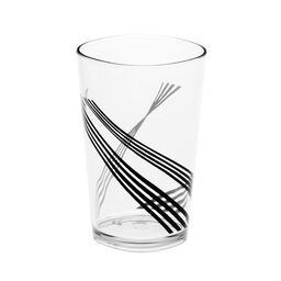 Coordinates® Urban Arc 8-oz Acrylic Glass