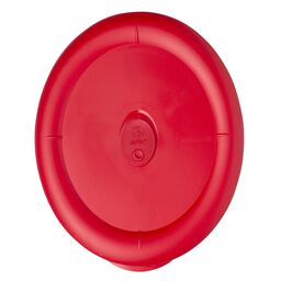 Storage Deluxe™ 3-qt Oval Lid, Red